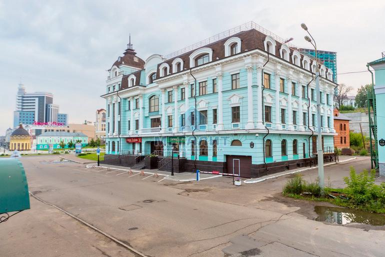 Аренда  офисно-торговые Петербургская 37, 206 м² (миниатюра №1)