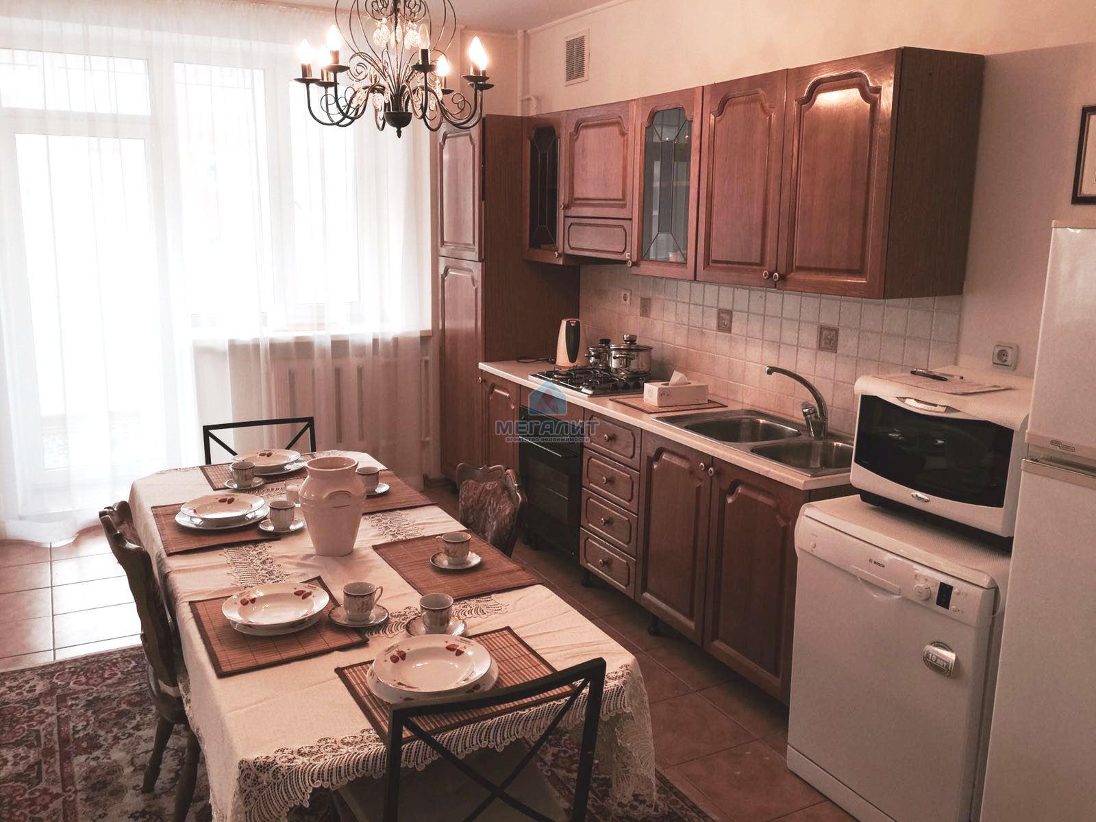 Аренда 2-к квартиры Галиаскара Камала 49, 106 м² (миниатюра №14)