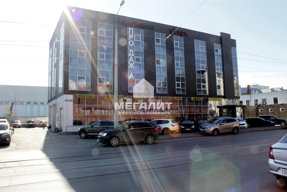 Продажа  помещения свободного назначения Габдуллы Тукая 130