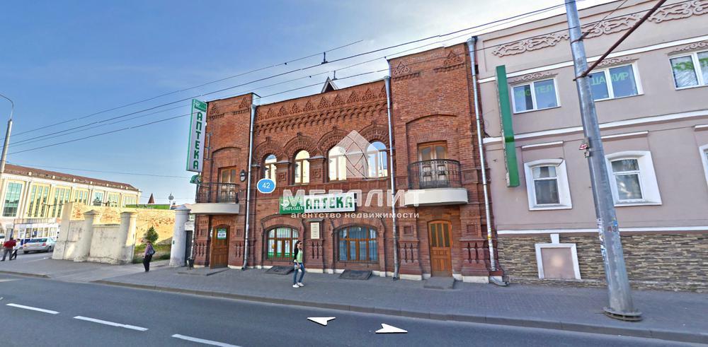 Продажа  помещения свободного назначения Московская 42