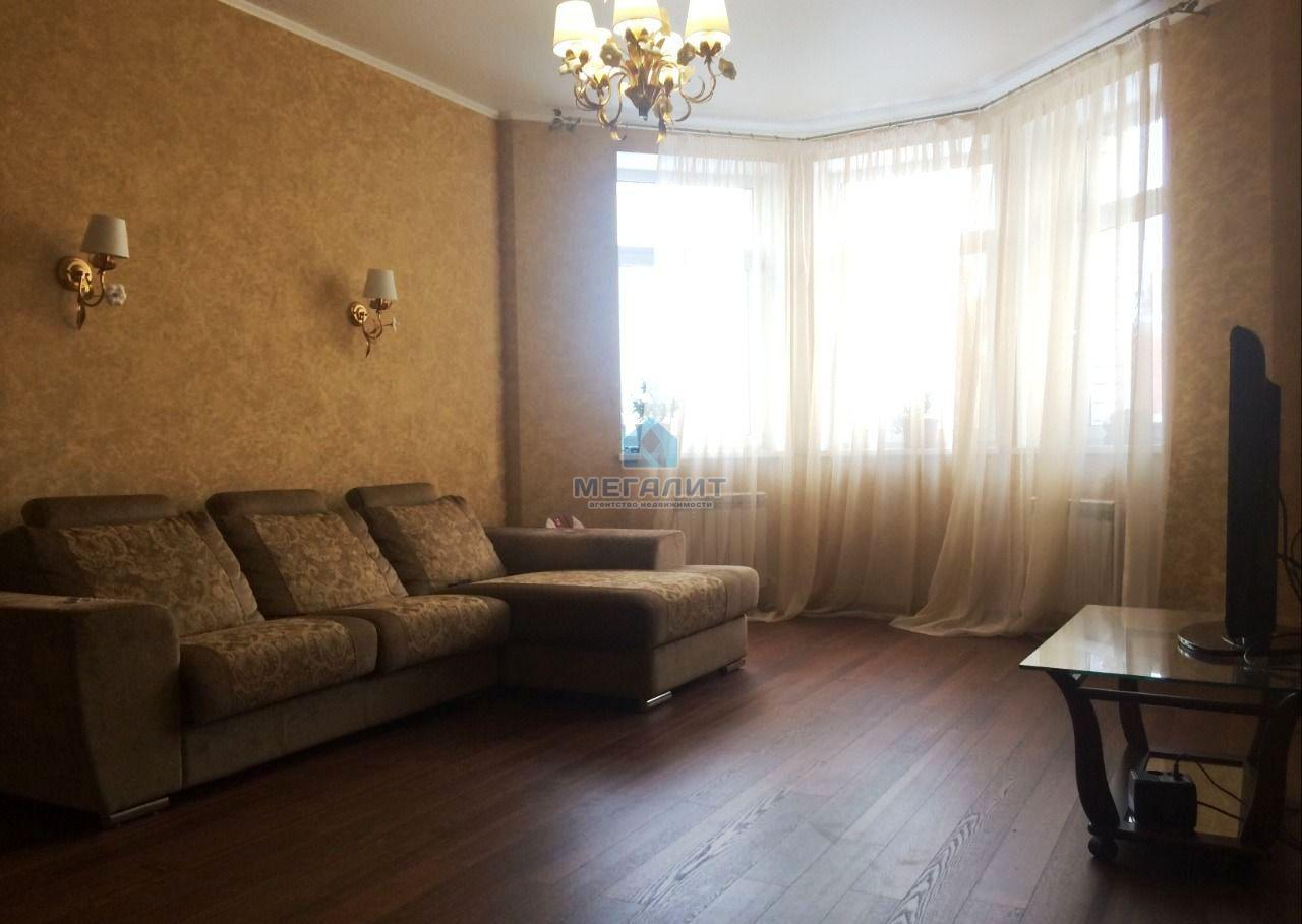 Аренда 3-к квартиры Ульянова-Ленина 47, 97 м² (миниатюра №3)