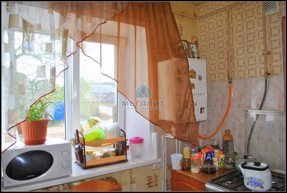 Продам трехкомнатную квартиру Пестречинском районе (миниатюра №3)