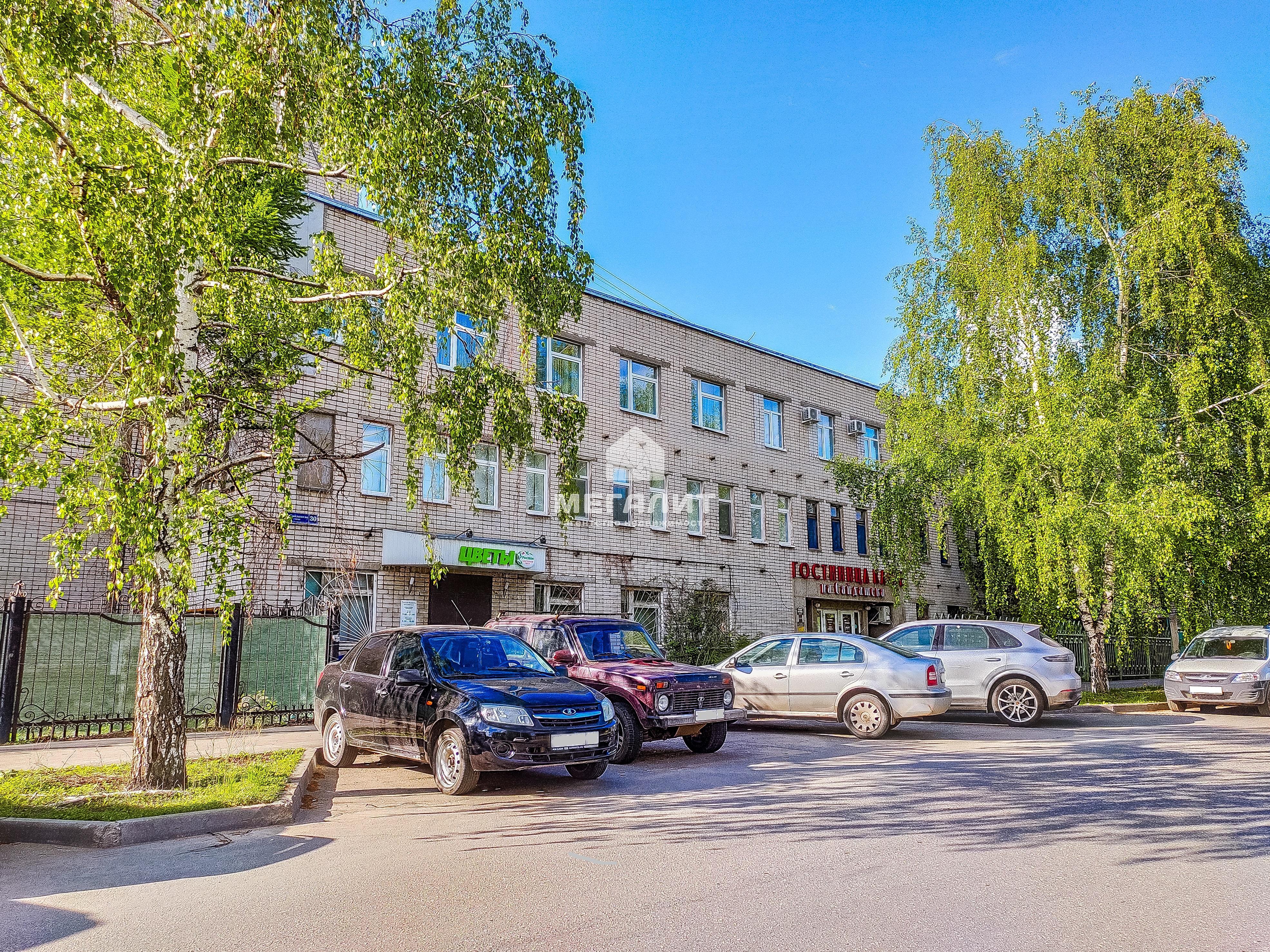 Аренда  склада Салиха Сайдашева 30