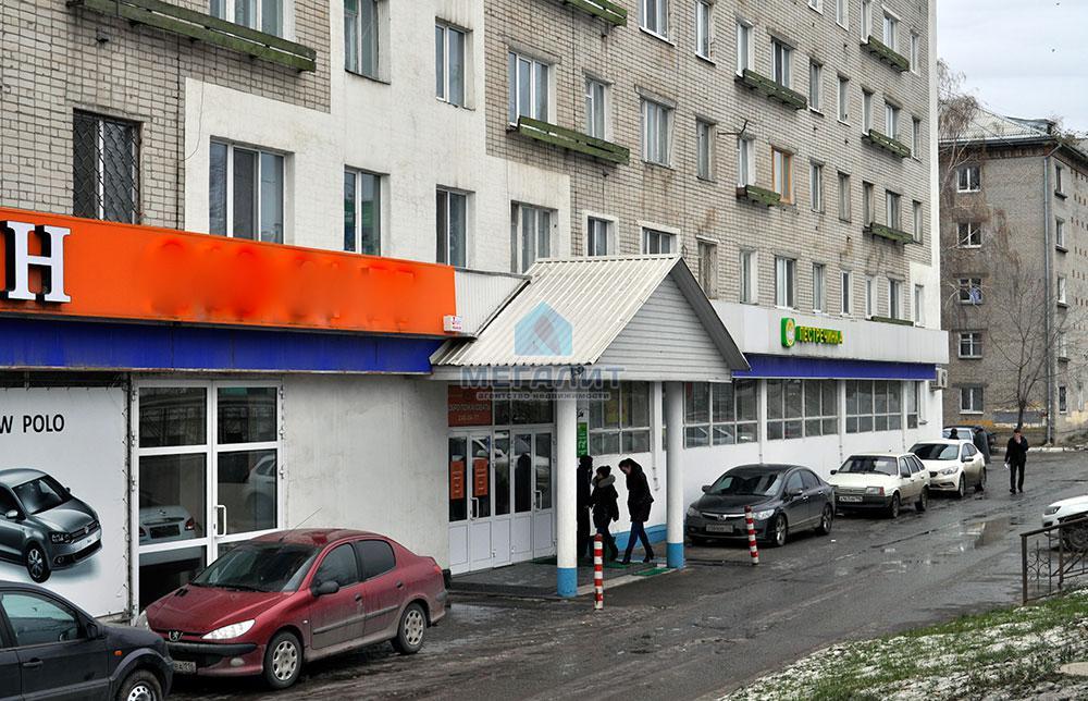 Аренда  офисно-торговые Аделя Кутуя 72