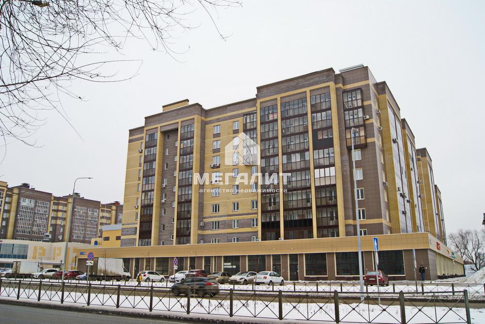 Продажа 2-к квартиры Галимджана Баруди 16