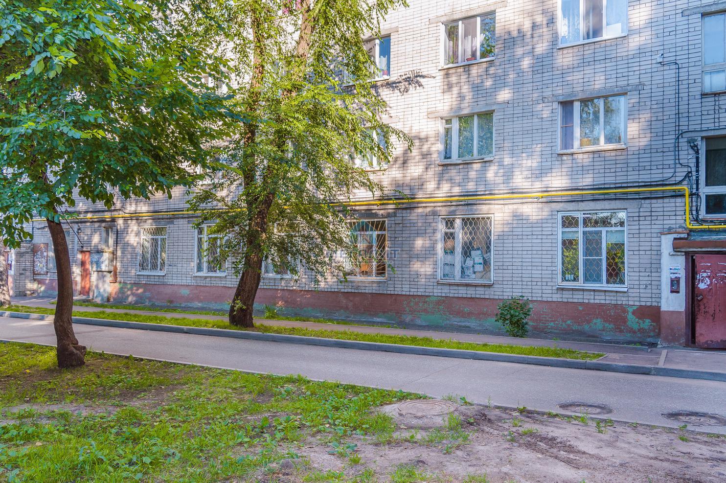 Продажа 1-к квартиры Кулахметова 5