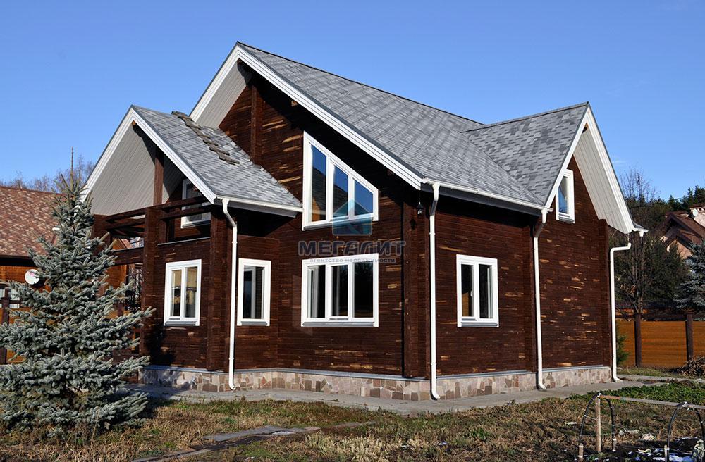 Дом в поселке Вороновка: комфорт в гармонии с природой (миниатюра №5)