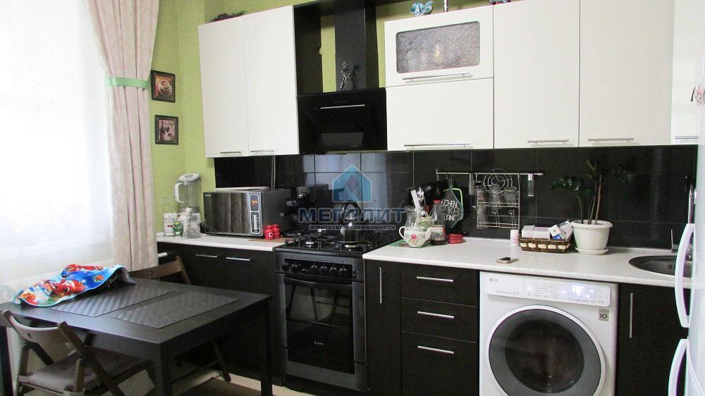 1-комнатная квартира с современным ремонтом в новом доме. (миниатюра №6)