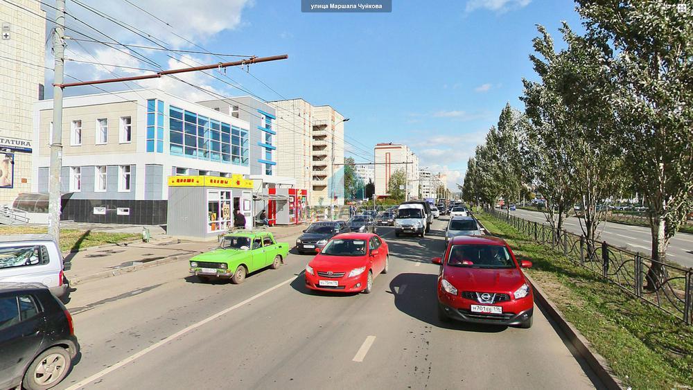 Аренда  офисно-торговые Маршала Чуйкова 53 А, 17 м²  (миниатюра №1)