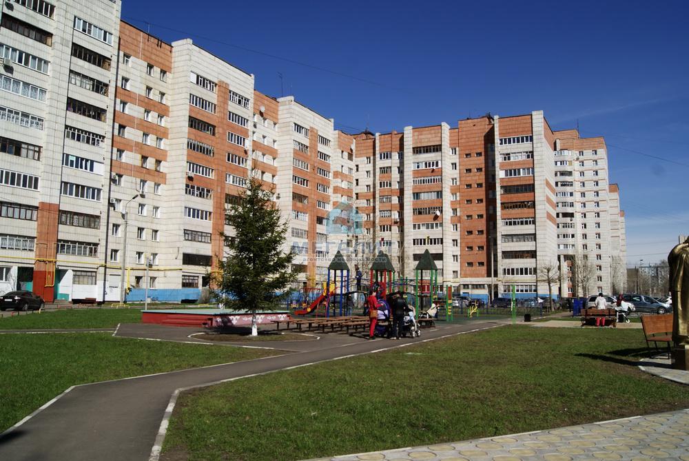 Продажа мн-к квартиры Ямашева 71, 93.0 м² (миниатюра №9)
