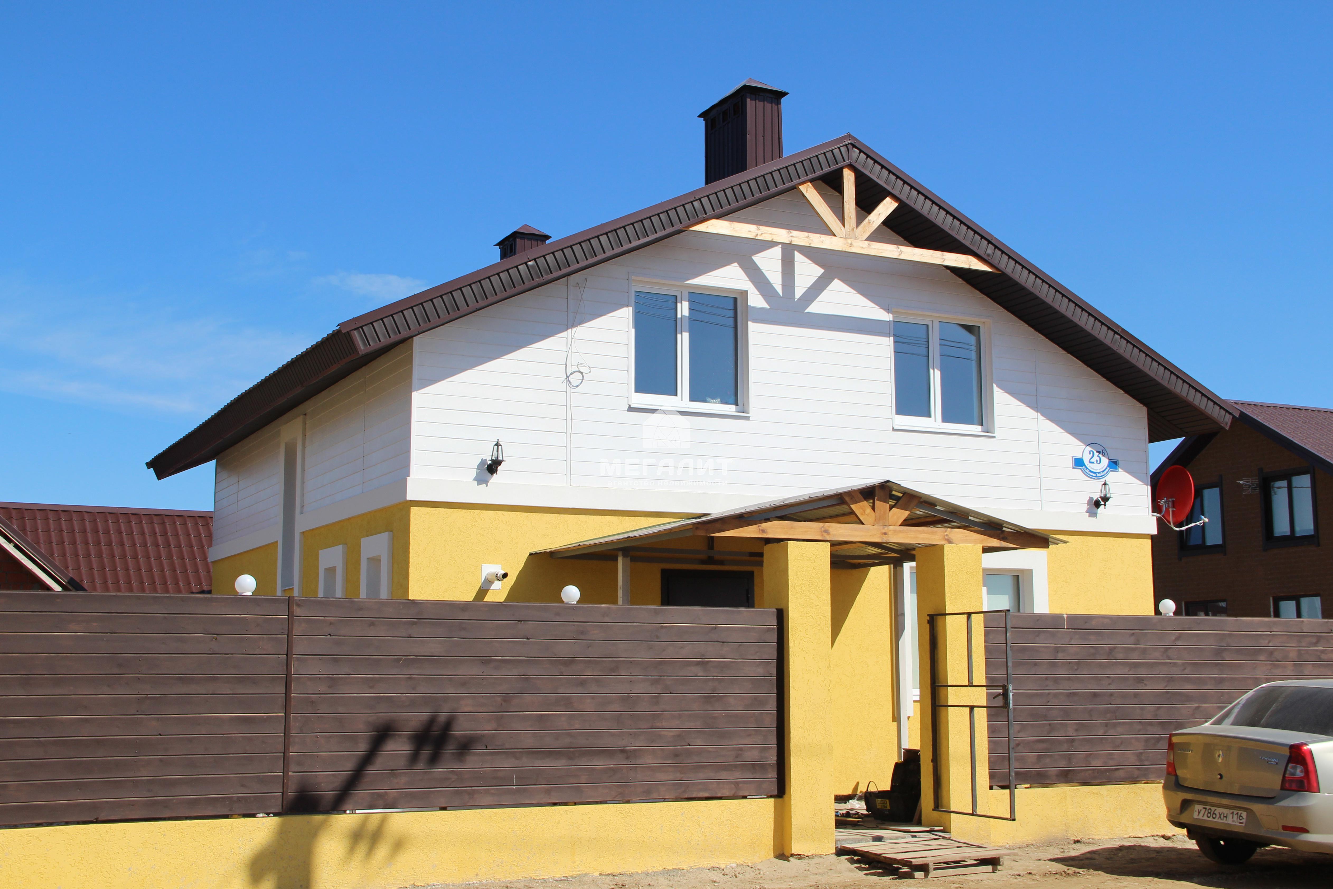 Продажа  дома Каюма Забарова 23б
