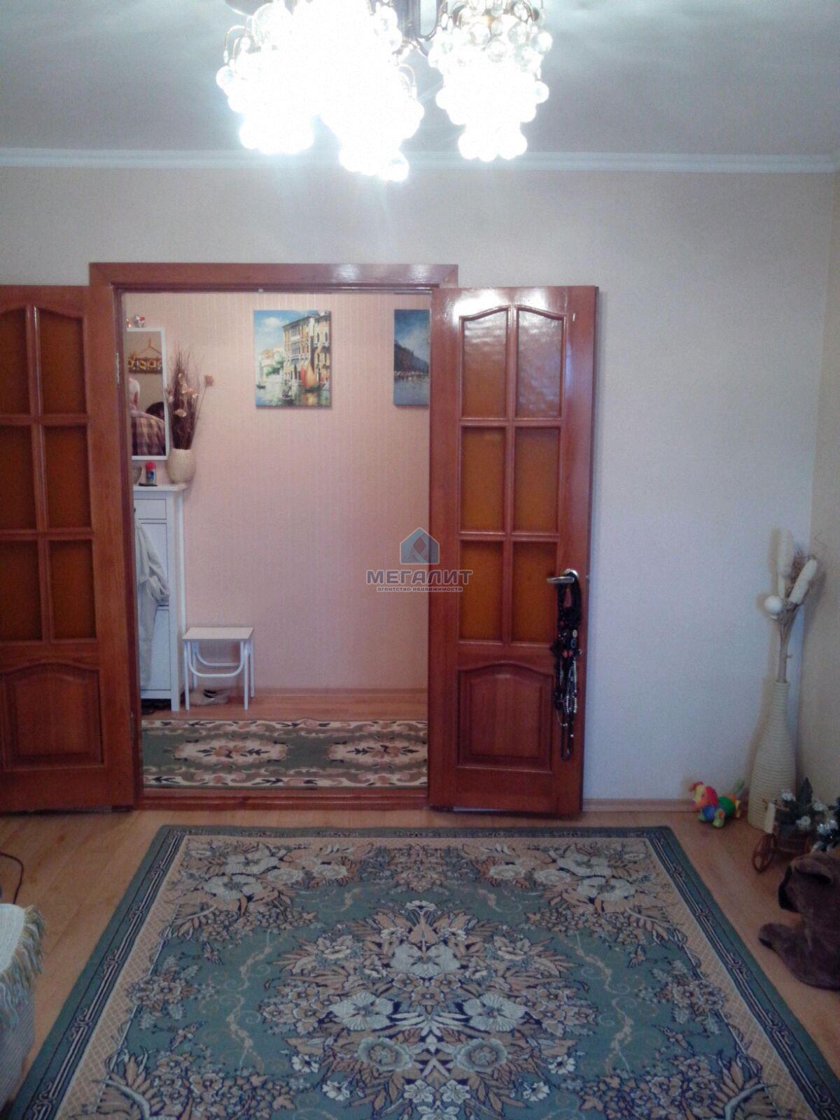 Сдается в аренду трехкомнатная квартира в Советском районе (миниатюра №1)