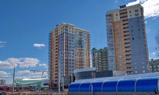 Аренда 1-к квартиры Ямашева 103 а, 48 м² (миниатюра №3)