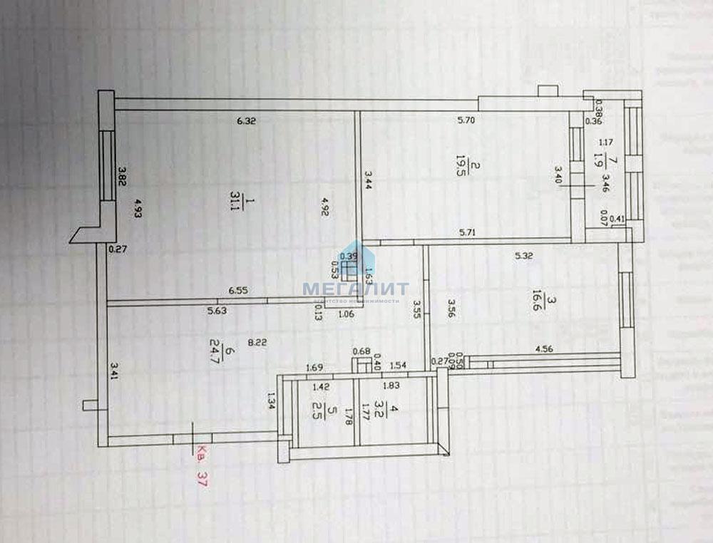 Продажа 2-к квартиры Право-Булачная 47, 100 м2  (миниатюра №10)