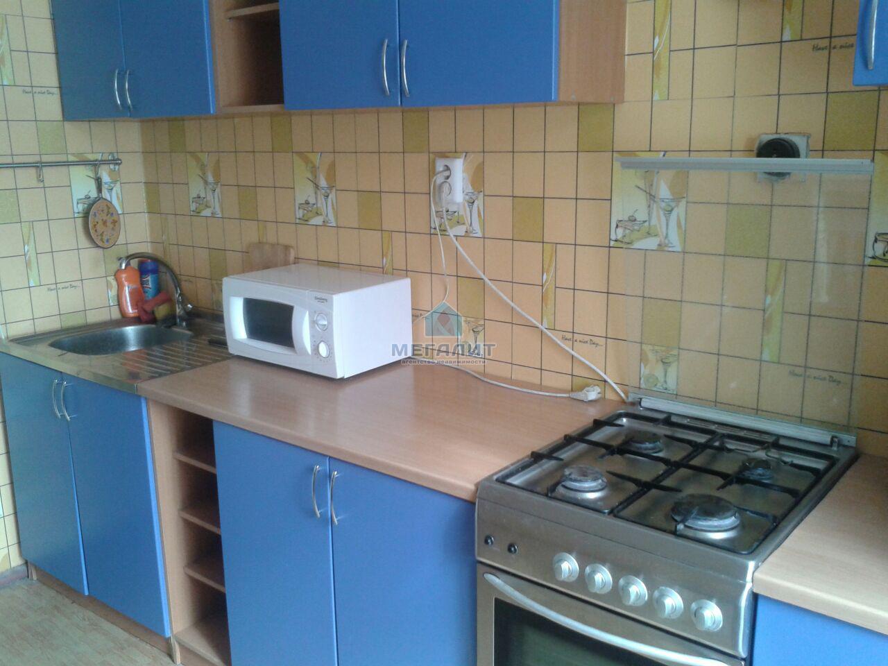 Аренда 2-к квартиры Рашида Вагапова 3, 51 м²  (миниатюра №1)