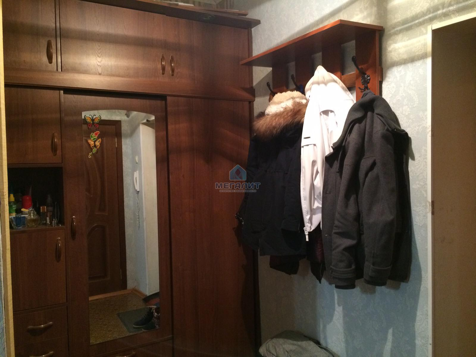 Аренда 1-к квартиры Хусаина Мавлютова 44, 43 м² (миниатюра №1)