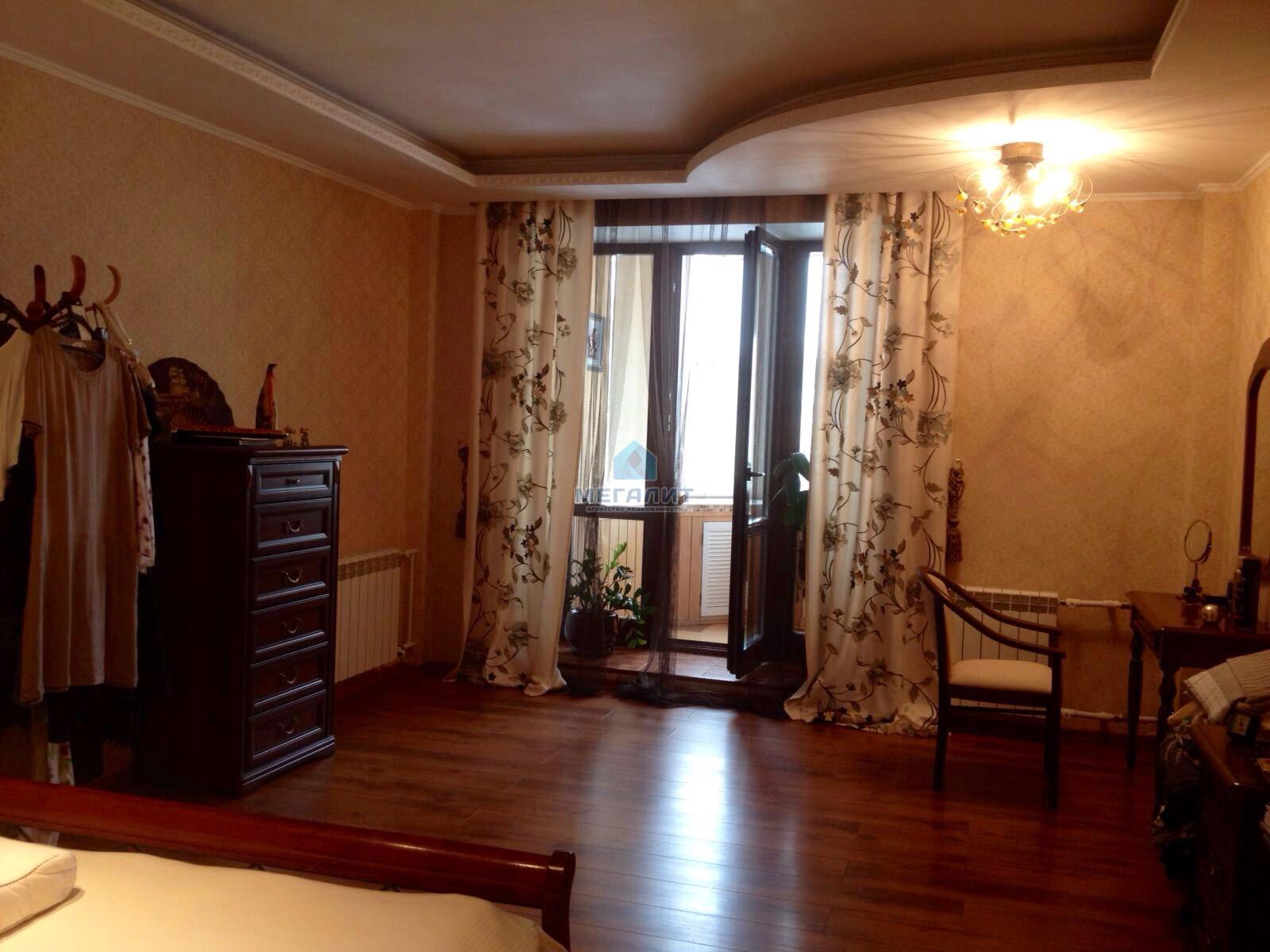 Роскошная квартира с дизайнерским ремонтом (миниатюра №5)