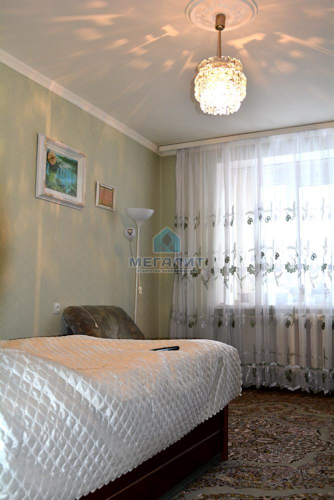 Продаю замечательную 3-х ком. квартиру по ул. проспект Ямашева (миниатюра №4)