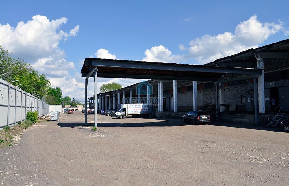 Продажа  склады, производства Рахимова 2, 5212 м²  (миниатюра №3)