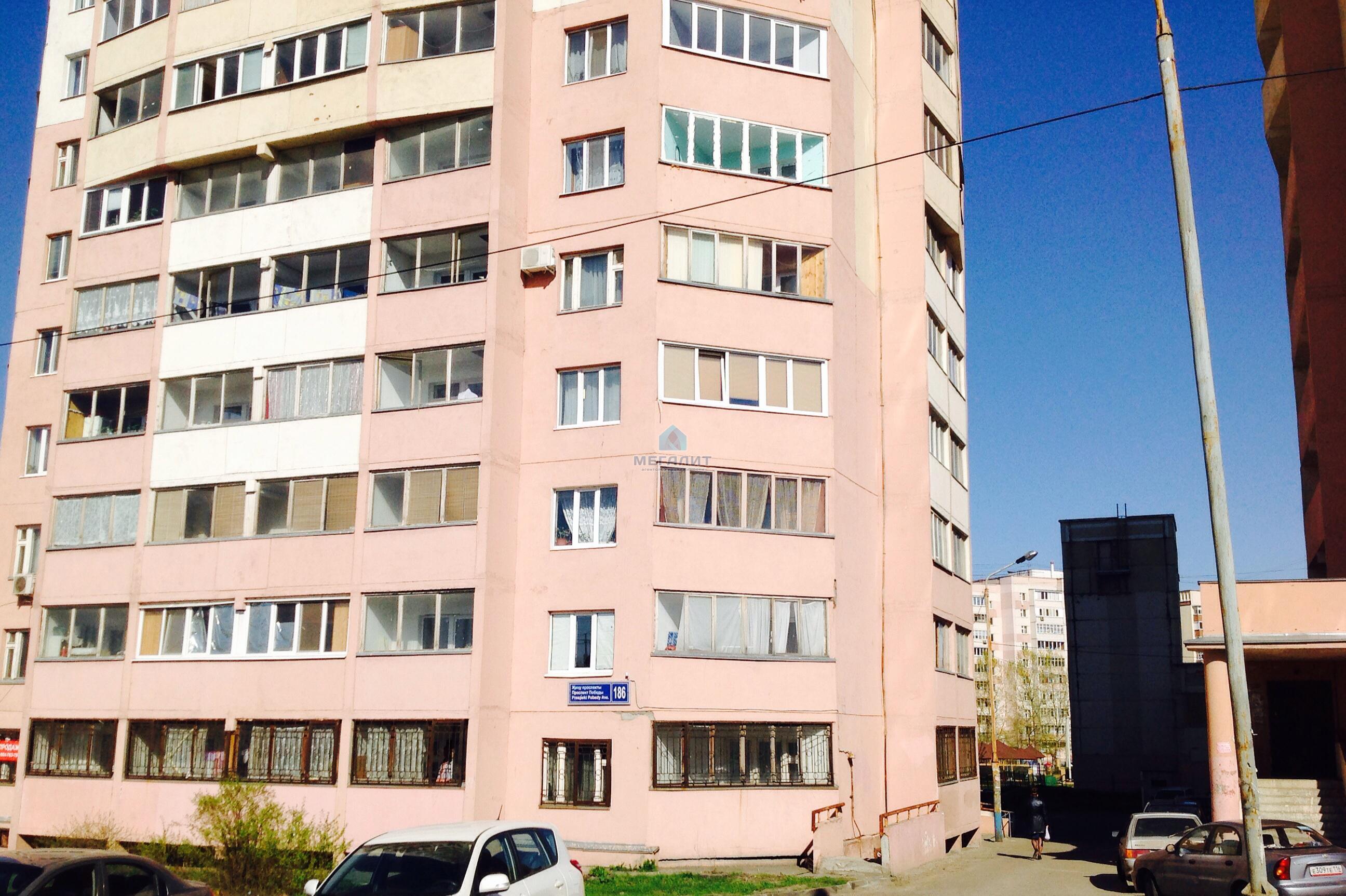 Продажа 1-к квартиры Победы 186, 40 м2  (миниатюра №9)