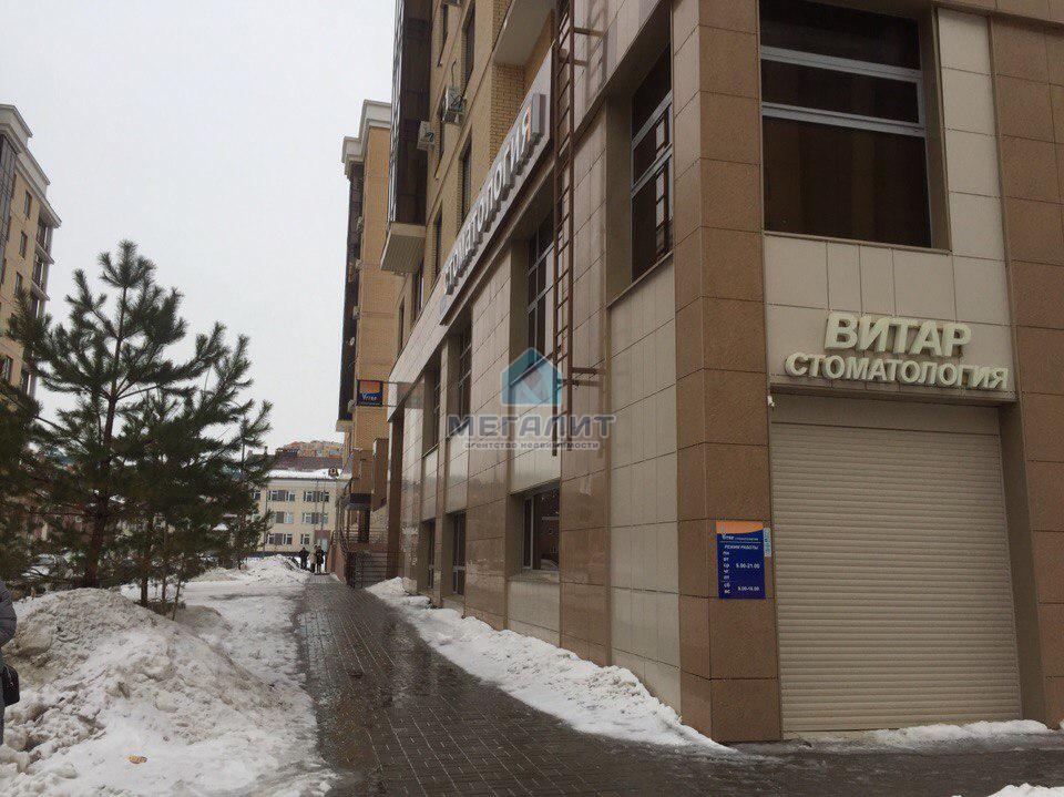 Аренда  готового бизнеса Габдуллы Кариева 12, 208 м²  (миниатюра №1)