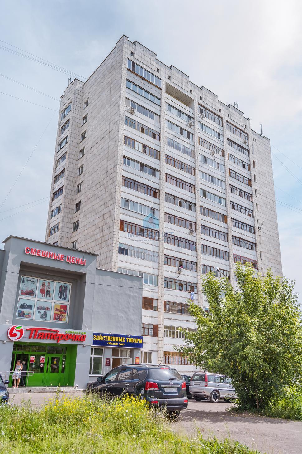 Продажа 3-к квартиры Кулахметова 20