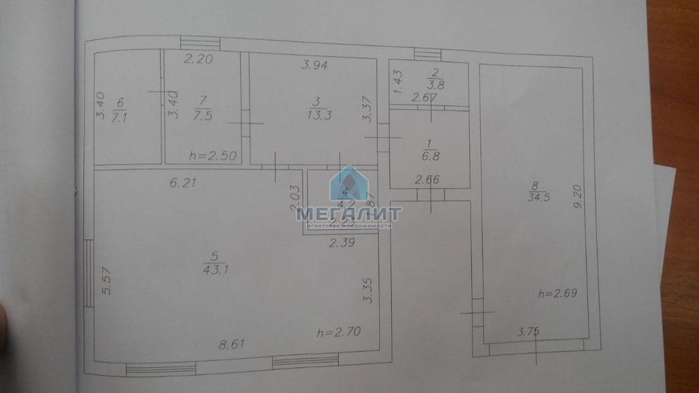 Продажа  дома Жемчужная 21, 0 м² (миниатюра №3)