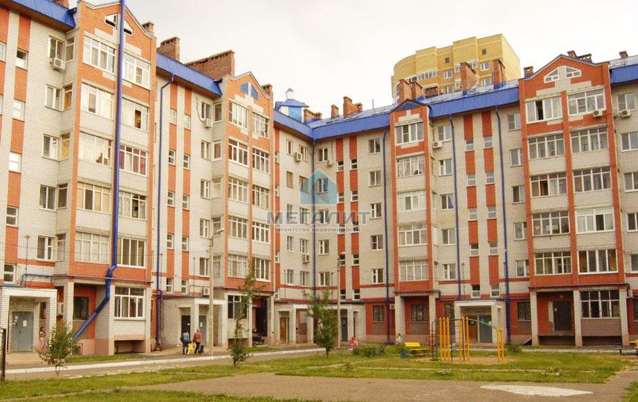 1-комнатная квартира с современным ремонтом в новом доме. (миниатюра №10)
