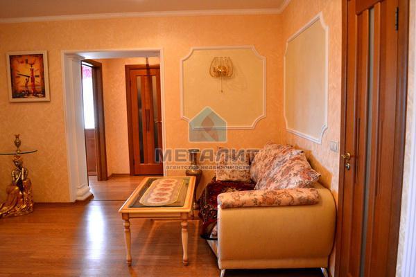 Аренда 3-к квартиры Габдуллы Кариева 5, 110 м²  (миниатюра №2)