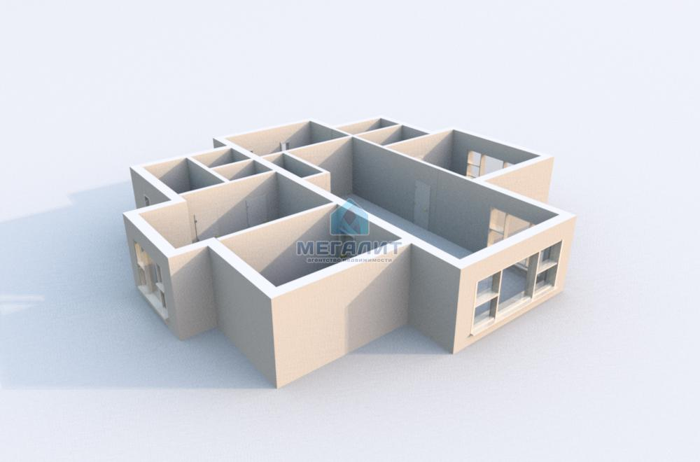 Коттедж в пос. Алтан: простор для жизни и отдыха! (миниатюра №8)