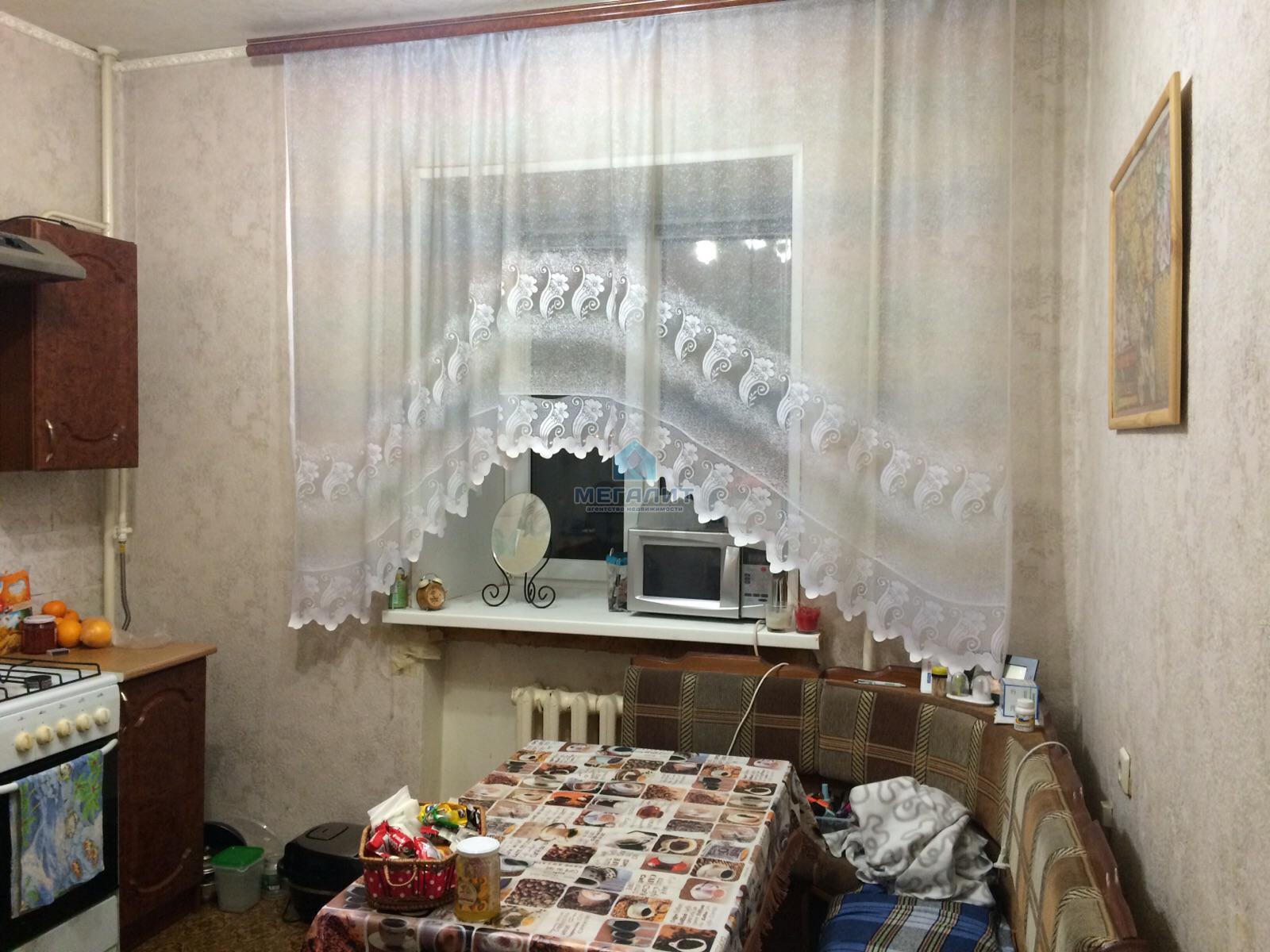 Аренда 1-к квартиры Хусаина Мавлютова 44, 43 м²  (миниатюра №4)