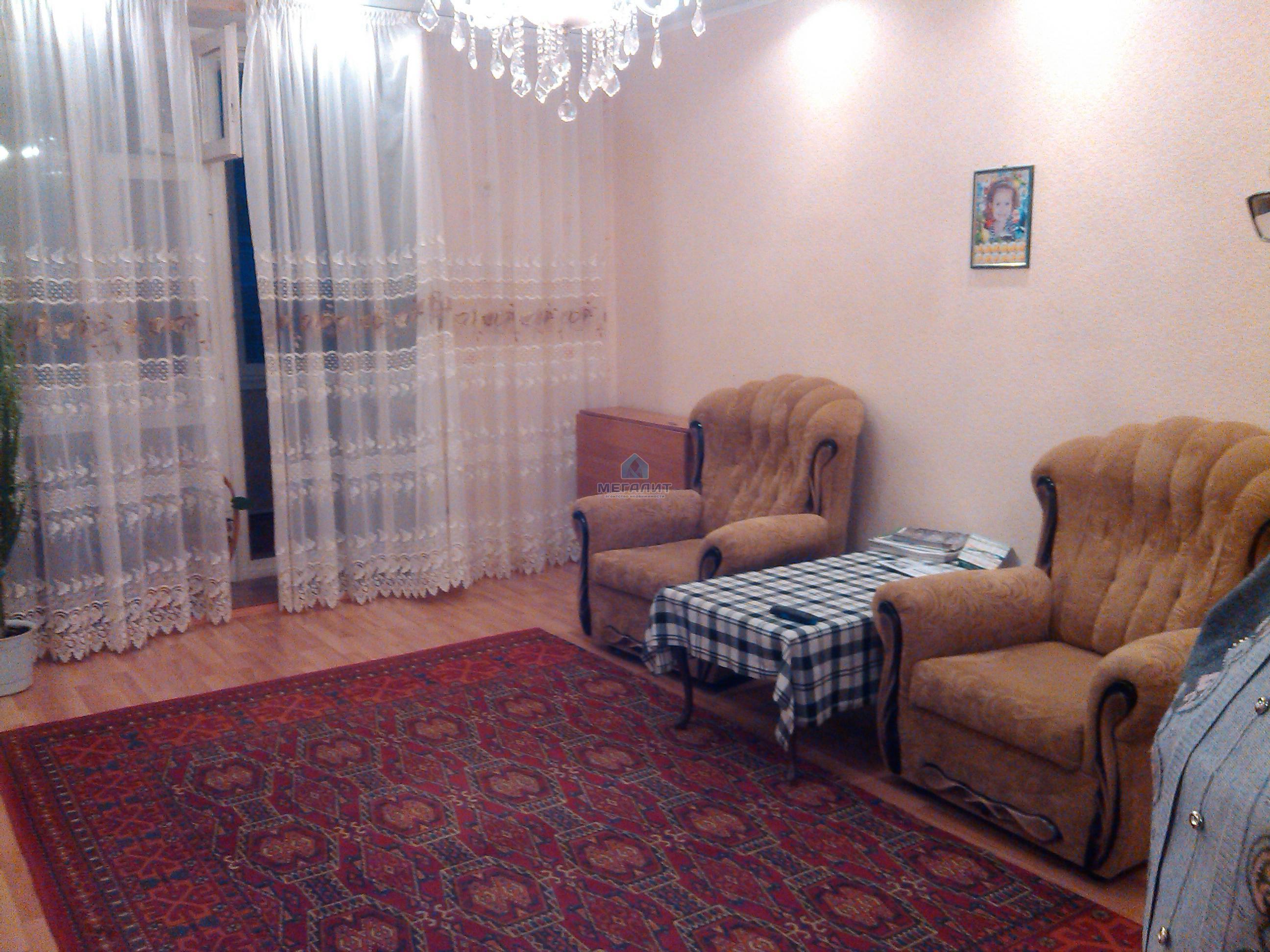 Двухкомнатная квартира на Чистопольской. (миниатюра №1)
