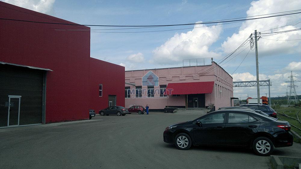 Продажа  склады, производства Халитова 15, 3137.0 м² (миниатюра №2)