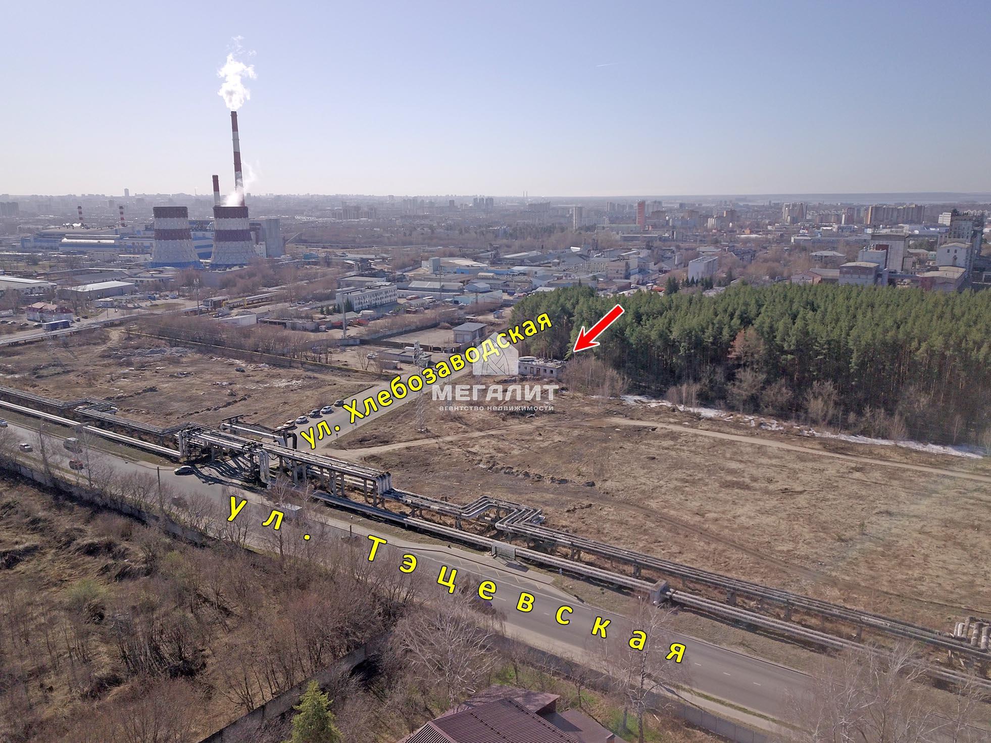 Продажа  участка Хлебозаводская 1