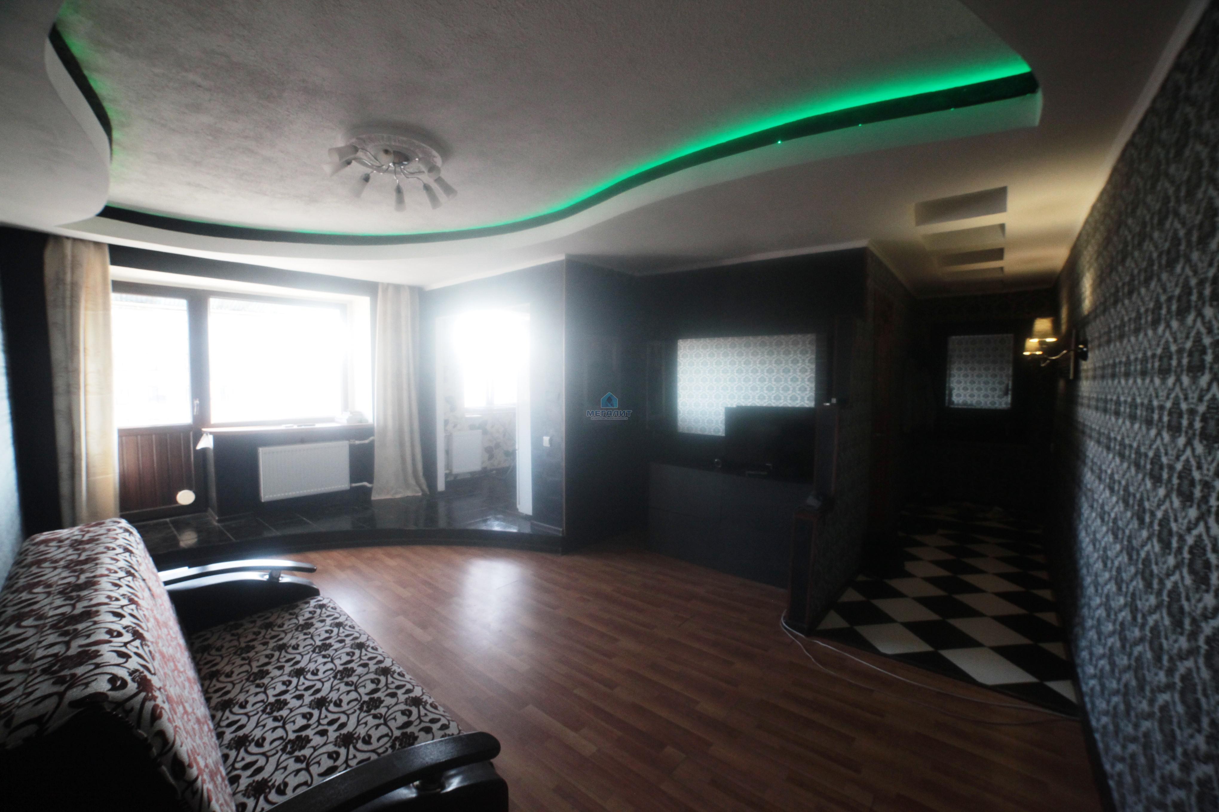 Аренда 1-к квартиры Волгоградская 12, 33.0 м² (миниатюра №1)