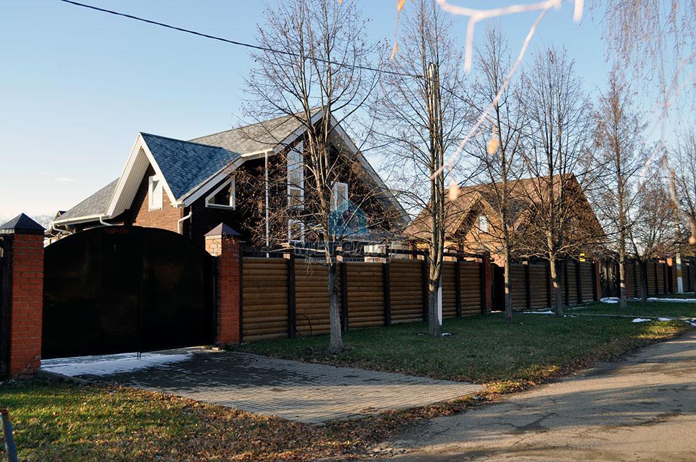 Дом в поселке Вороновка: комфорт в гармонии с природой (миниатюра №18)