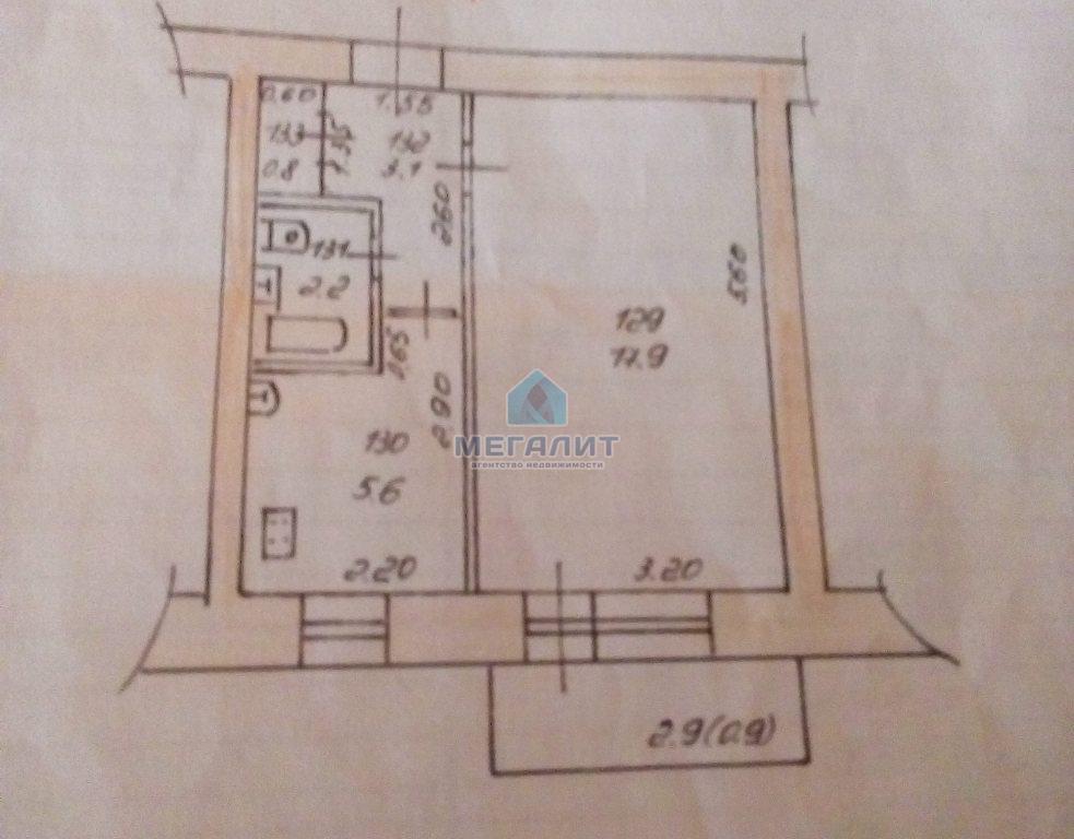 Продается квартира рядом с метро! (миниатюра №3)