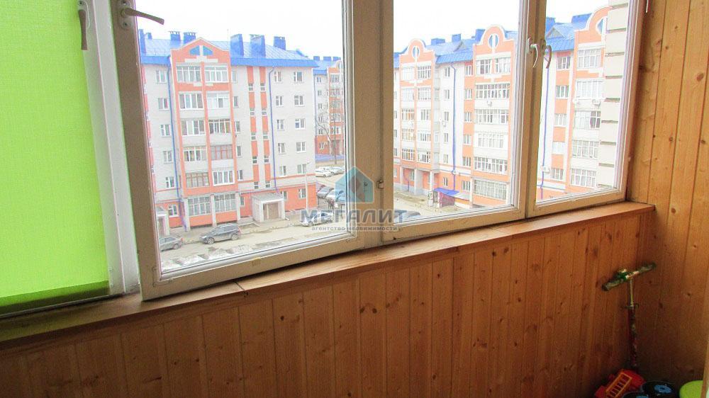1-комнатная квартира с современным ремонтом в новом доме. (миниатюра №8)