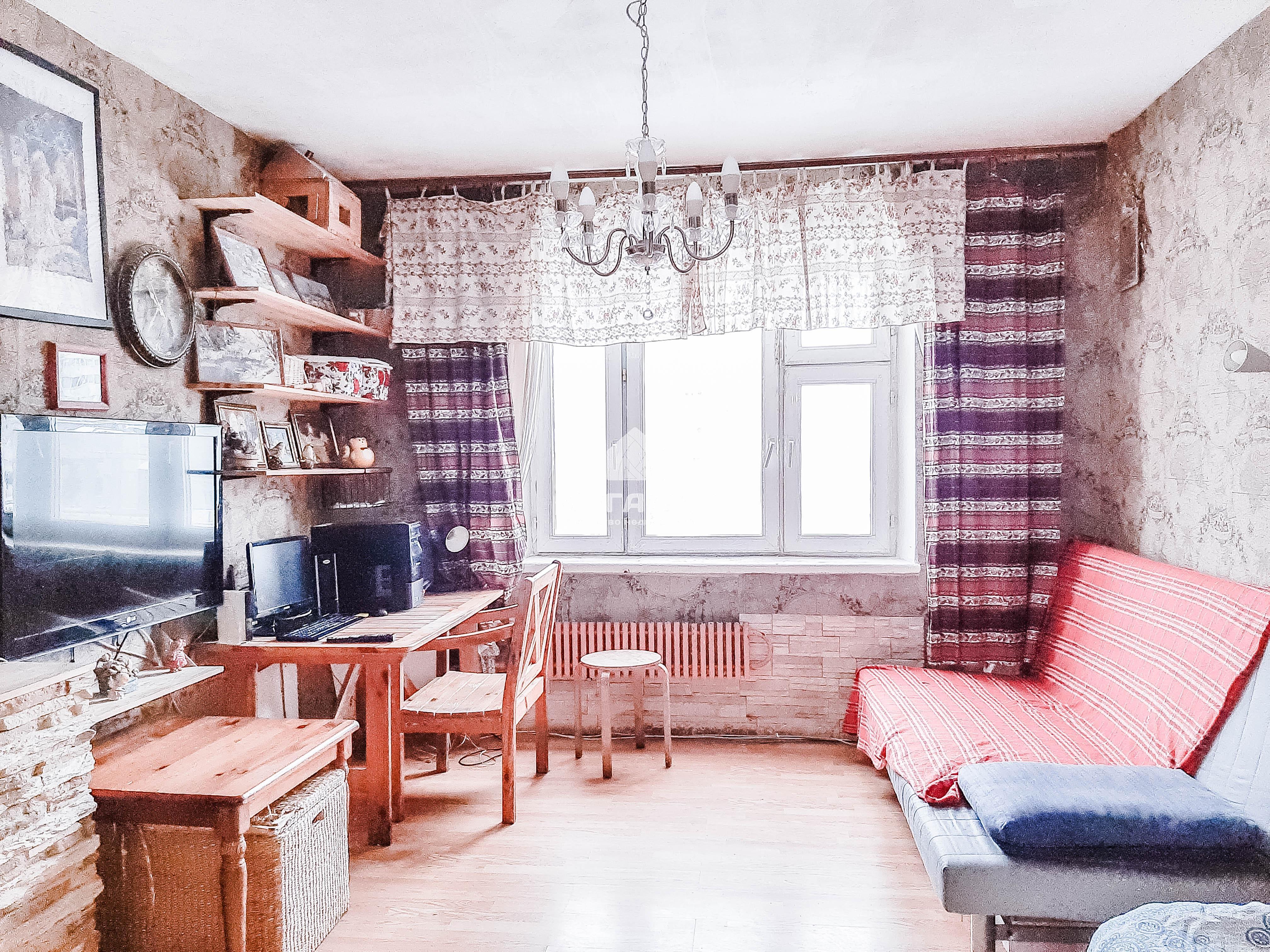 Продажа 3-к квартиры Академика Сахарова 31