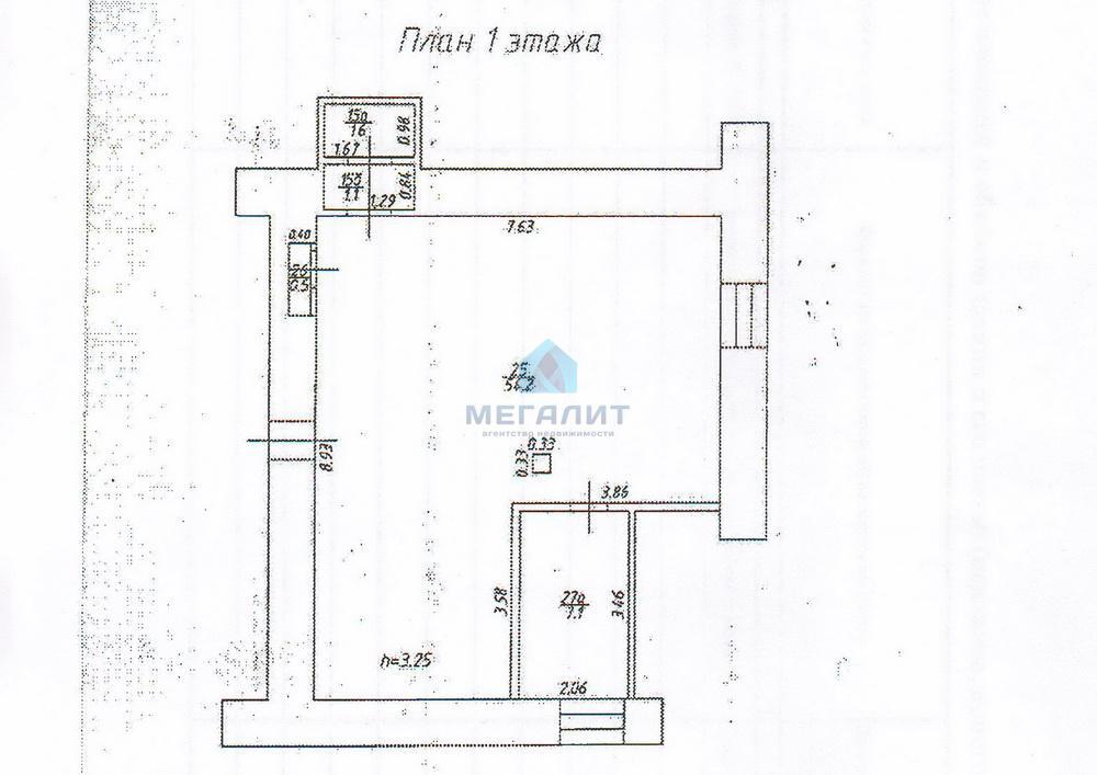 Продажа  офисно-торговые Адмиралтейская 3 к 3, 65 м² (миниатюра №7)