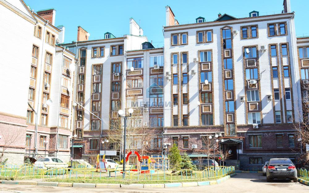 Продажа 4-к квартиры Мулланура Вахитова 8