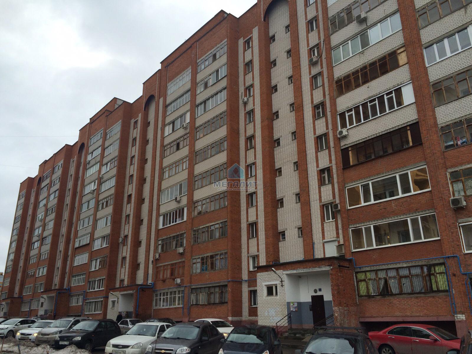 Аренда 1-к квартиры Хусаина Мавлютова 44, 43 м² (миниатюра №2)