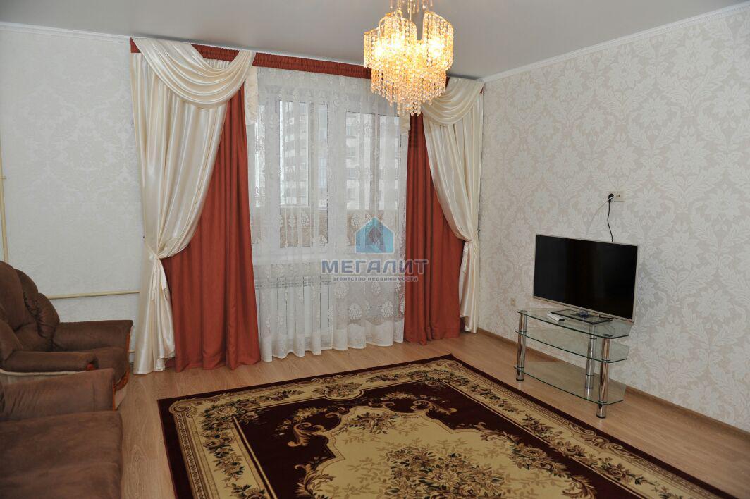 Аренда 2-к квартиры Сибгата Хакима 5, 74 м2  (миниатюра №4)