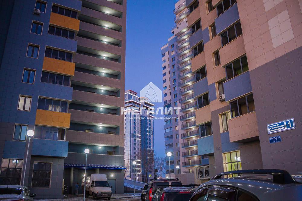 Продажа 3-к квартиры Комсомольская 1