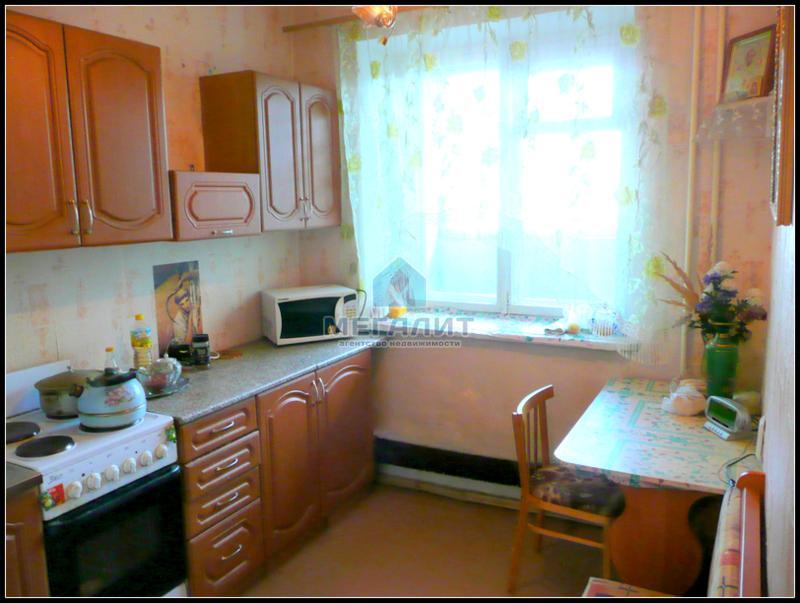 Продажа 1-к квартиры Галимжана Баруди 23, 37 м2  (миниатюра №1)