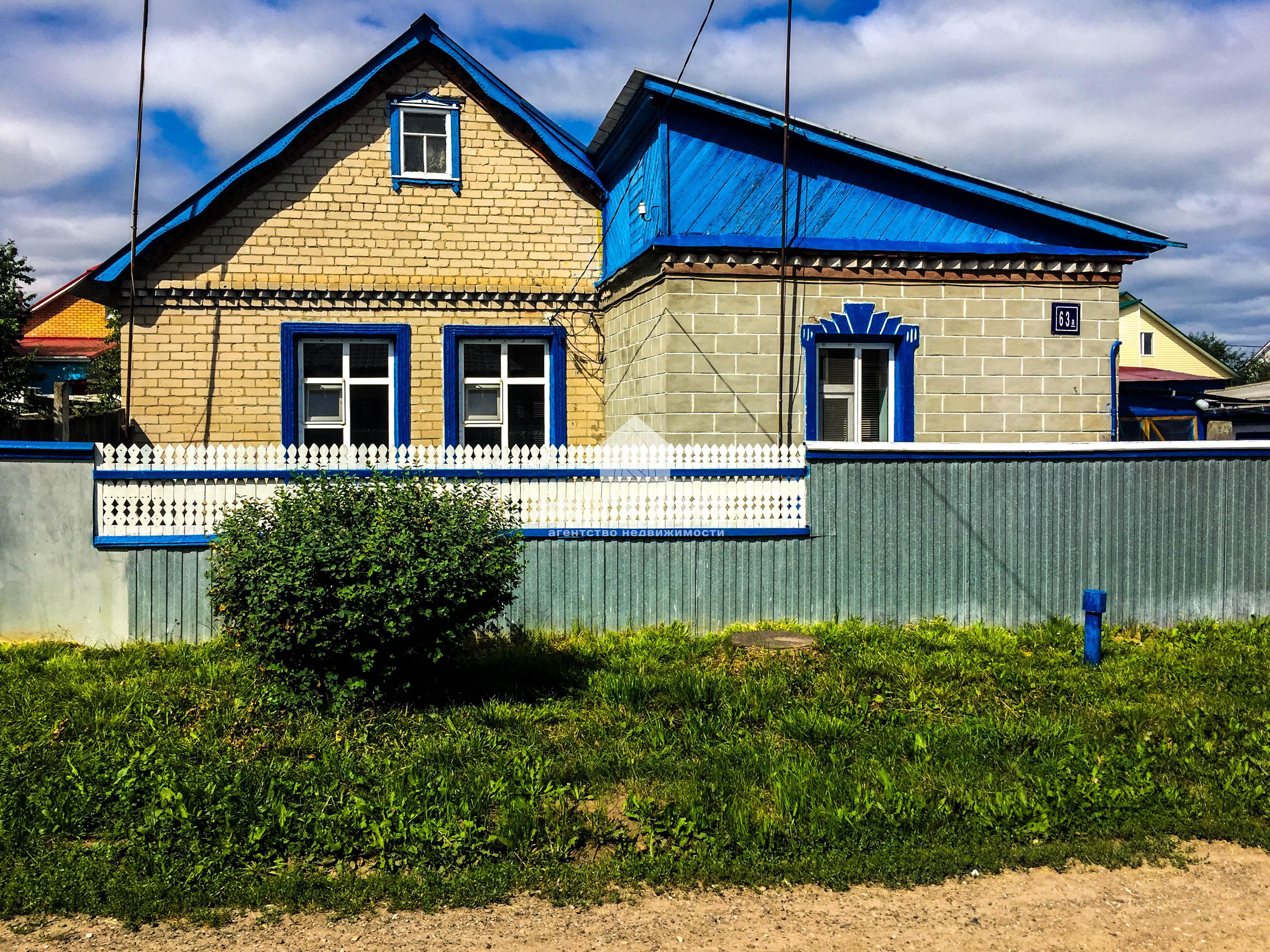 Продажа  дома Воронихина 63А