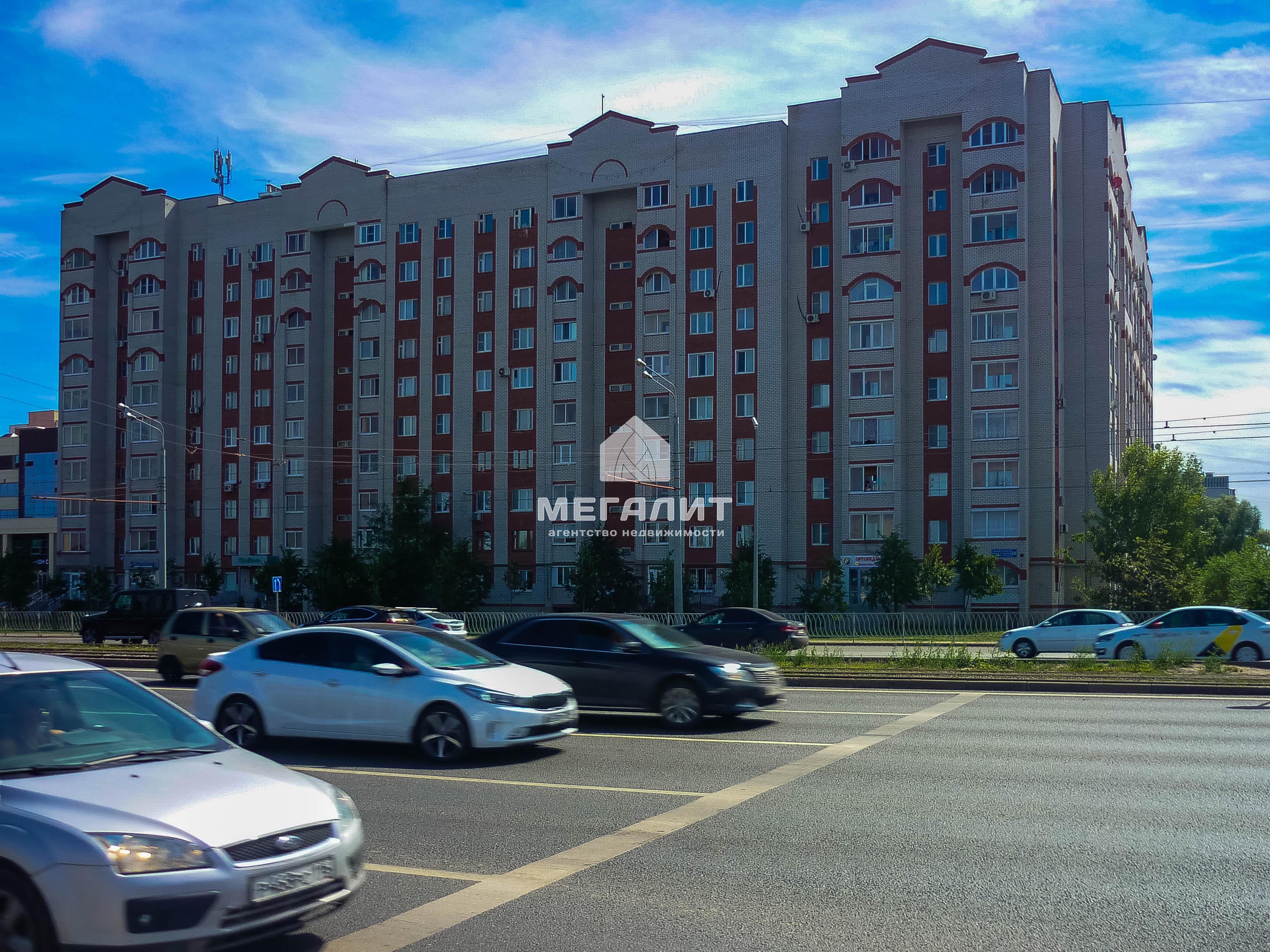 Продажа 3-к квартиры Ямашева 29