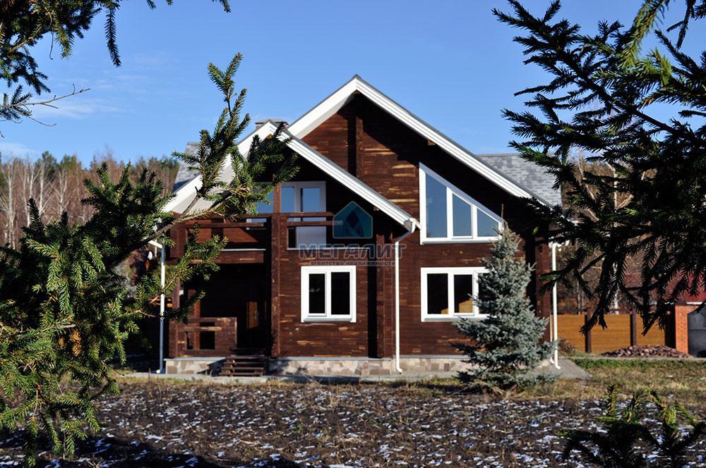 Дом в поселке Вороновка: комфорт в гармонии с природой (миниатюра №1)