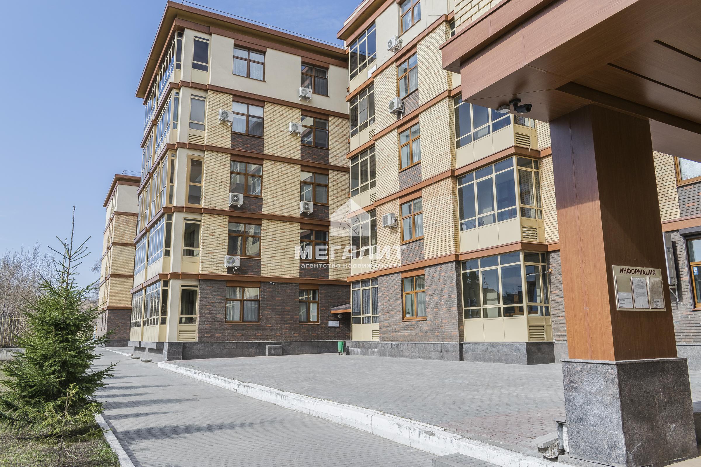 Аренда 2-к квартиры Айвазовского 16