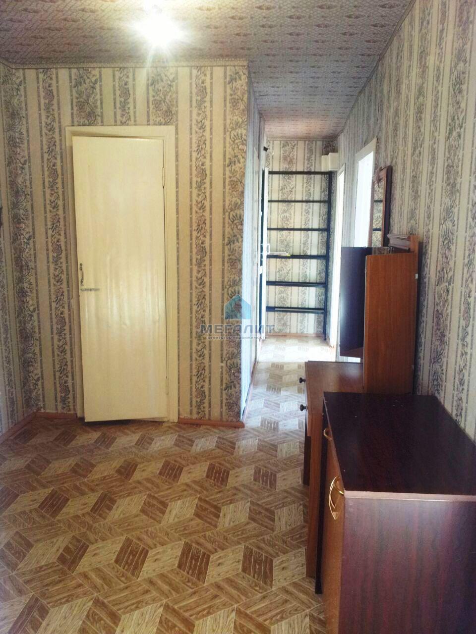 Двухкомнатная квартира в Ново-Савиновском районе! (миниатюра №2)